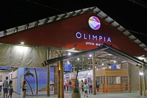 Olimpia Open Mall
